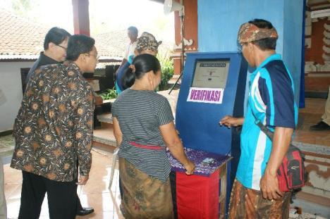 E-Voting Jembrana